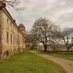 Jaroslavický zámek