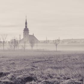 Přesunutý kostel