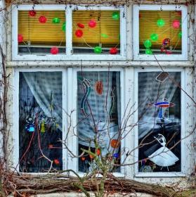 Okno umělcovo