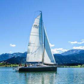 Jezero Forggensee