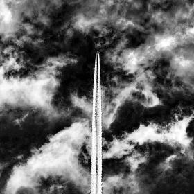 Letadlo v obloze