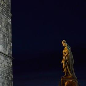 Podvečerní Praha