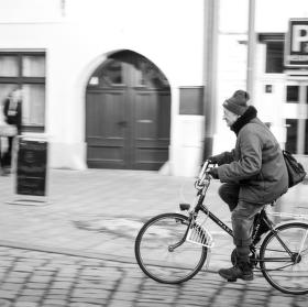 Ujíždím na kole