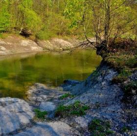 U řeky Morávky
