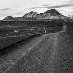 Duhové hory Islandu