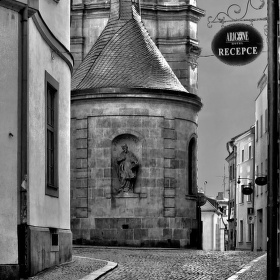 Z ulic Olomouce