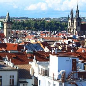 Praha malinká