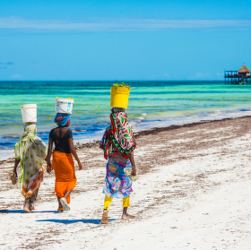 Zanzibar - každodenní rutina