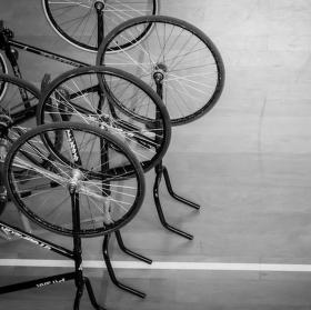 Odpočívající kola kolová