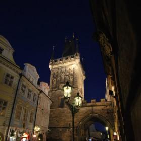 Pod věží
