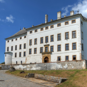 zámek Úsov