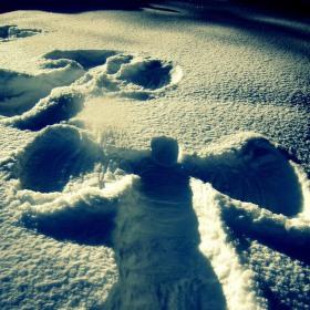 Když Ti chybí anděl strážný, udělej si vlastního.
