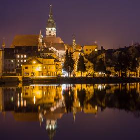 Jindřichův Hradec na Vajgaru