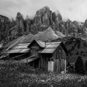 Sella, Dolomity