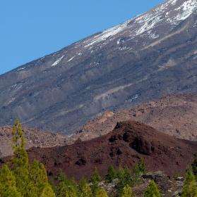 Pico del Teide 3718 m n.m.