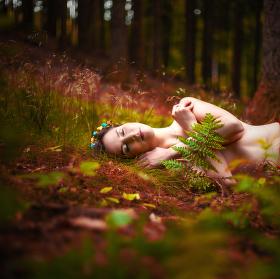 Sleeping fairy...