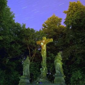 Sousoší Kalvárie na Svaté Hoře