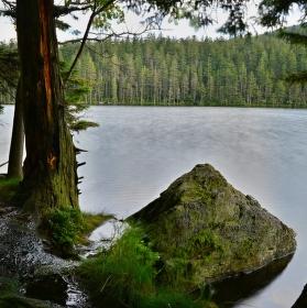 Šumavské jezero