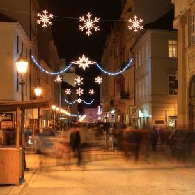 Vánoční hemžení