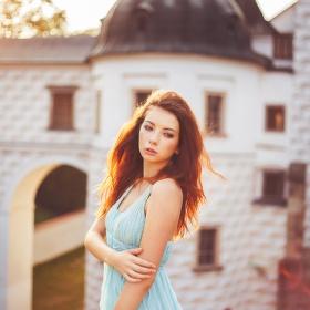 Dívka ze zámku
