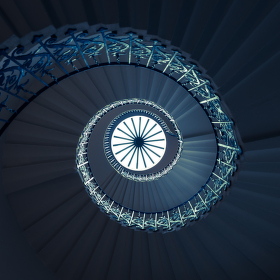 Oko nebo schody do nebe ??