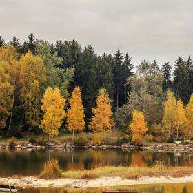 podzimní kochání