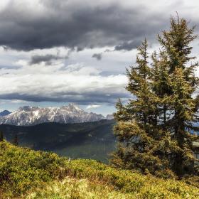 Alpské výhledy