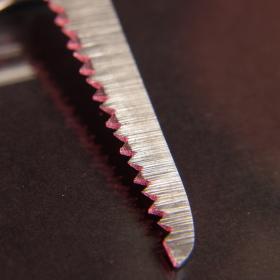 Horste to je neuvěřitelné, tento nůž má i pilku!