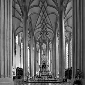 Svatojakubský kostel v Brně
