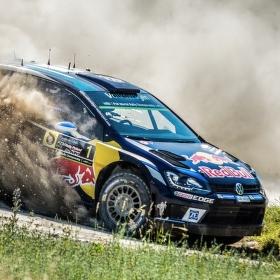 73. Rally Poland, S. Ogier - J. Ingrassia, VW Polo R WRC