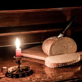 Chléb ve zdejší dejš nám dnes .....