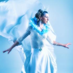 Ledová královna Gabriela