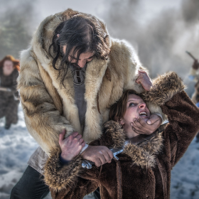 Viking a valkýry