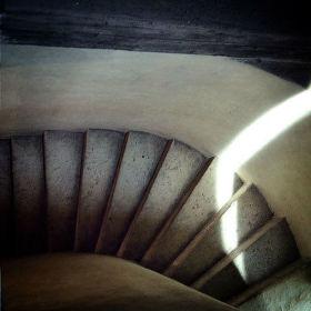 světla lom ve věži