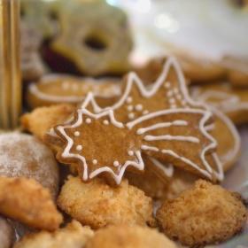Domácí vánoční cukroví
