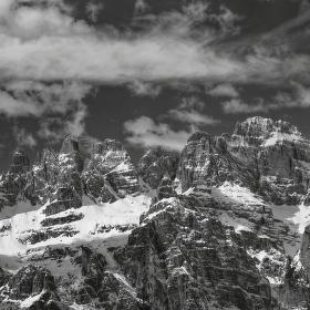 Dolomity Brenta