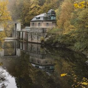 Elektrárna na Riegrově stezce