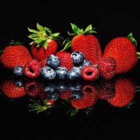 Hrst ovoce.