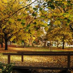 Podzimní pohádková krajina