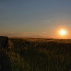Západ slunce I.