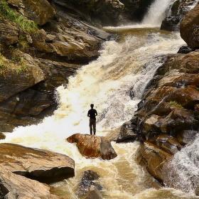 Vodopády Ravana Falls