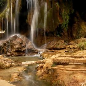 bosenský vodopád