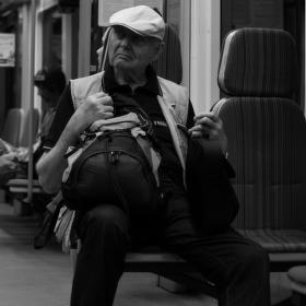 Cestování metrem