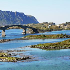 Mosty na Lofotech