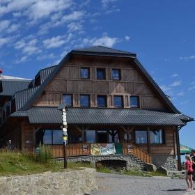 Chata Emil Zátopek - Maraton - Lysá hora