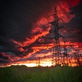 Elektrický sloup