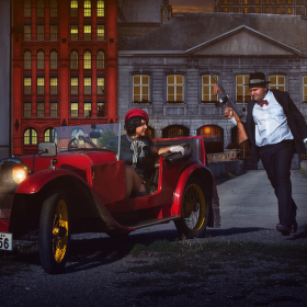 Bonnie and Clyde..... po Československu