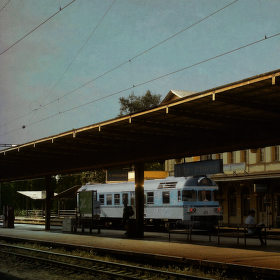 nádraží Praha Vršovice