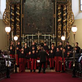Kostelní zpěv