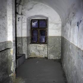 Káznice na Cejlu - vězeňská cela